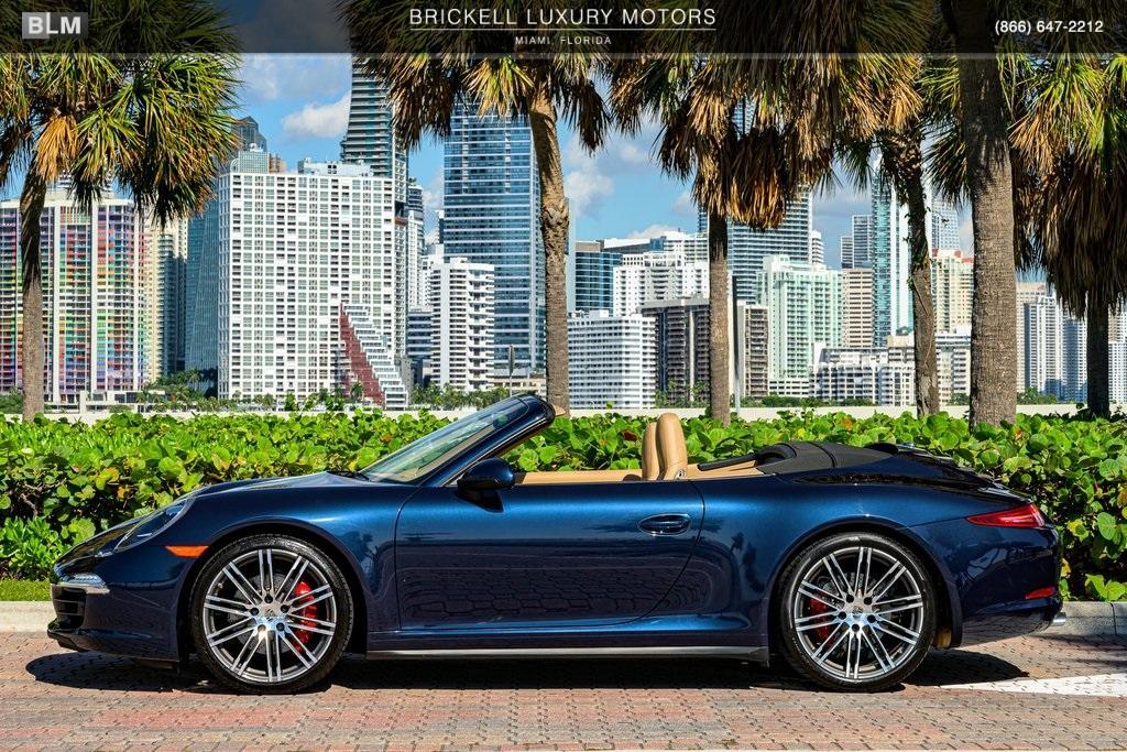 Used 2016 Porsche 911 Carrera 4s For Sale Sold Ferrari Of Central New Jersey Stock L3089