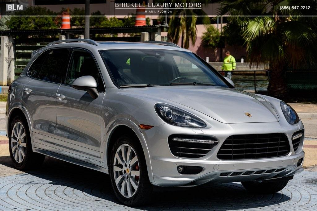 Used 2014 Porsche Cayenne Gts For Sale Sold Ferrari Of Central New Jersey Stock L2866