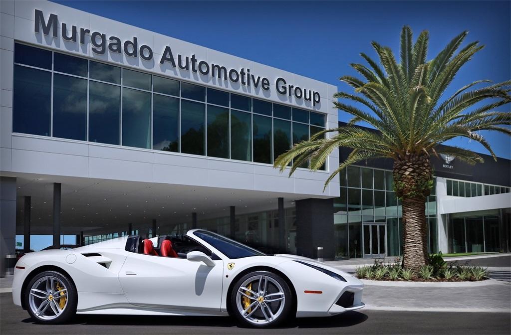 Used 2018 Ferrari 488 Spider For Sale Sold Ferrari Of Central New Jersey Stock Jb236282p