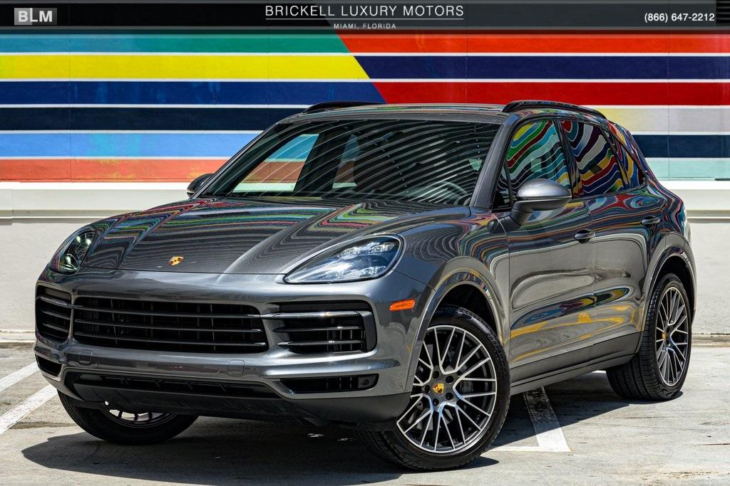 Used 2019 Porsche Cayenne S For Sale Sold Ferrari Of Central New Jersey Stock L3032