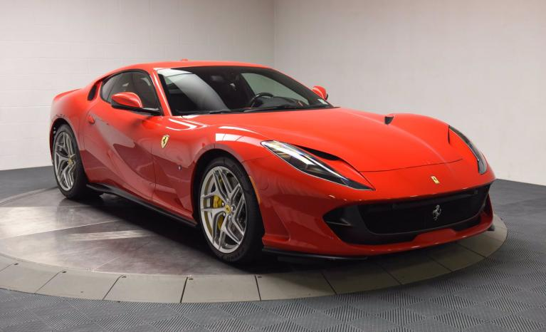 Used 2019 Ferrari 812 Superfast for sale $359,000 at Ferrari of Central New Jersey in Edison NJ
