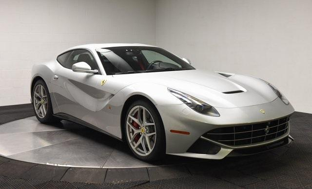 Used 2014 Ferrari F12 Berlinetta for sale $215,000 at Ferrari of Central New Jersey in Edison NJ