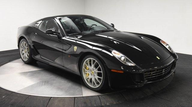 Used 2008 Ferrari 599 GTB Fiorano for sale $119,500 at Ferrari of Central New Jersey in Edison NJ