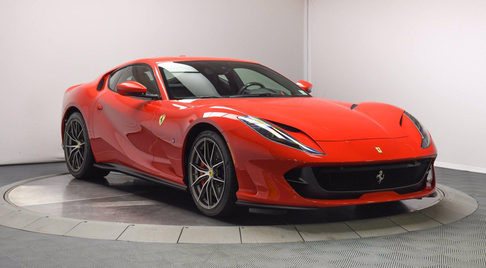 Used 2020 Ferrari 812 Superfast For Sale Sold Ferrari Of Central New Jersey Stock F0250800c