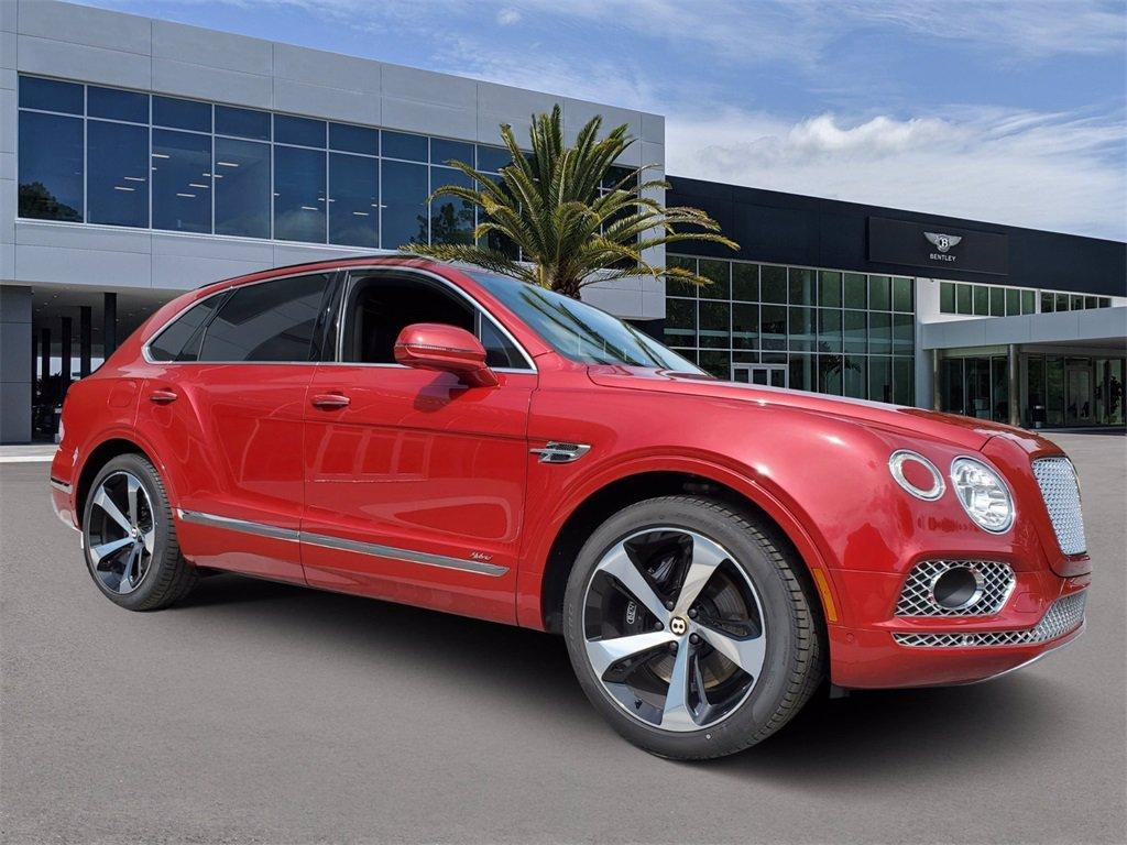 New 2020 Bentley Bentayga Hybrid Base For Sale Sold Ferrari Of Central New Jersey Stock Jb027804