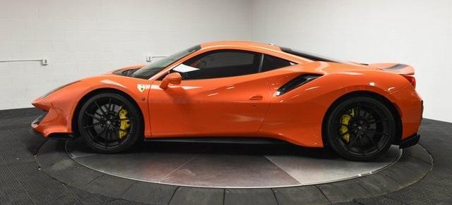 Used 2020 Ferrari 488 Pista For Sale Sold Ferrari Of Central New Jersey Stock F0219548t