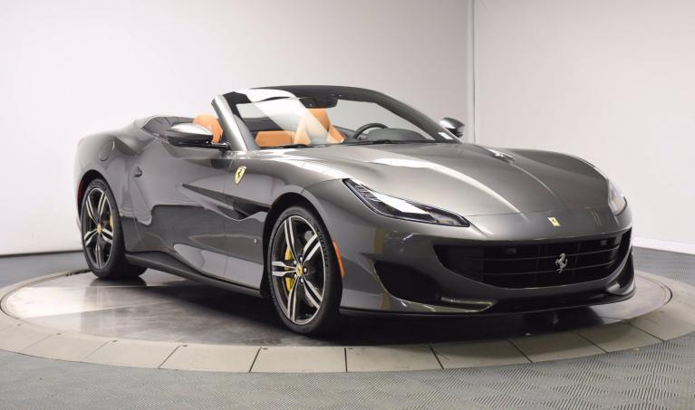 Used 2019 Ferrari Portofino for sale $226,000 at Ferrari of Central New Jersey in Edison NJ