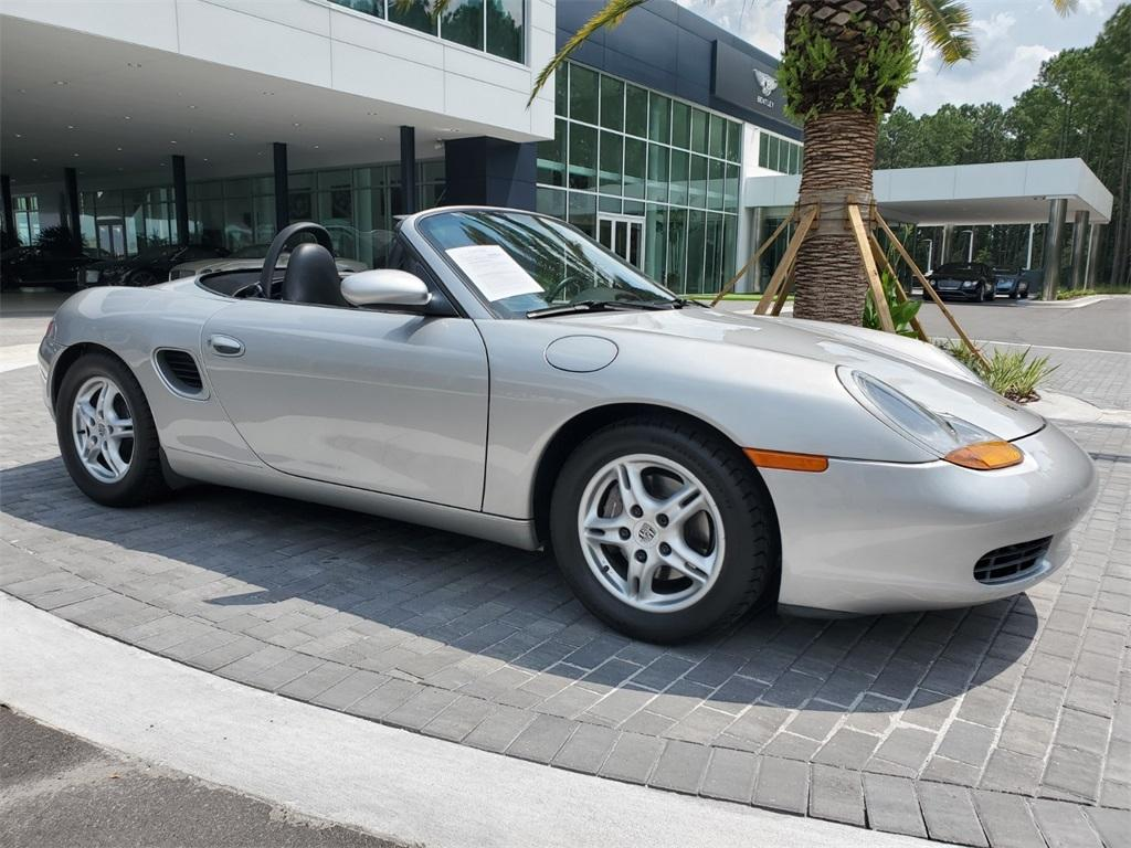 Used 1999 Porsche Boxster Base For Sale Sold Ferrari Of Central New Jersey Stock Jb622502p
