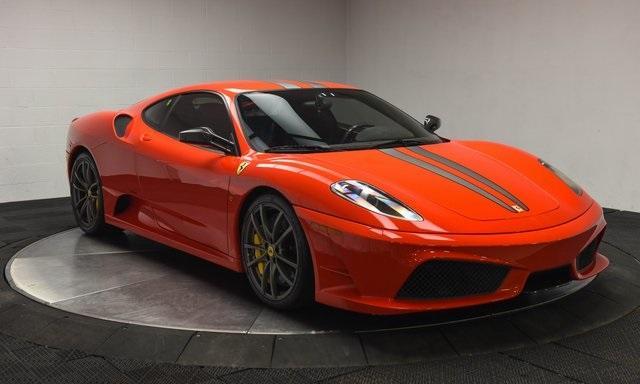 Used 2009 Ferrari F430 Scuderia For Sale Sold Ferrari Of Central New Jersey Stock F0167105t