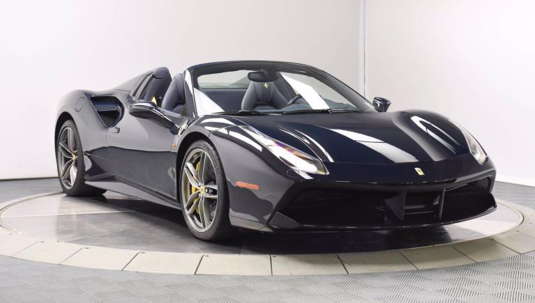 Used 2019 Ferrari 488 Spider For Sale Sold Ferrari Of Central New Jersey Stock F0242126p