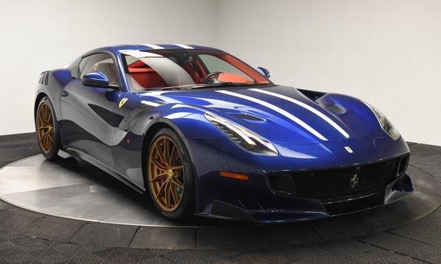Used 2017 Ferrari F12tdf Tdf For Sale Sold Ferrari Of Central New Jersey Stock F0225939c