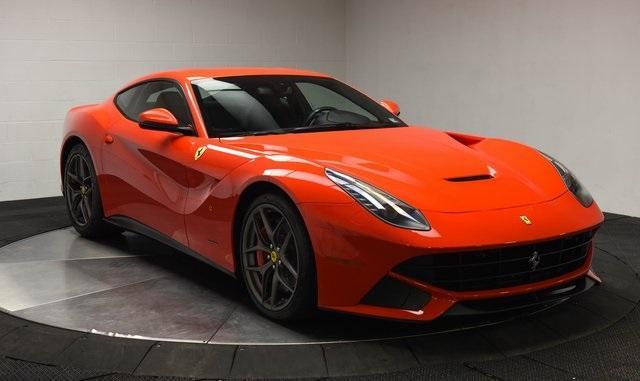 Used 2016 Ferrari F12 Berlinetta For Sale Sold Ferrari Of Central New Jersey Stock F0217510c
