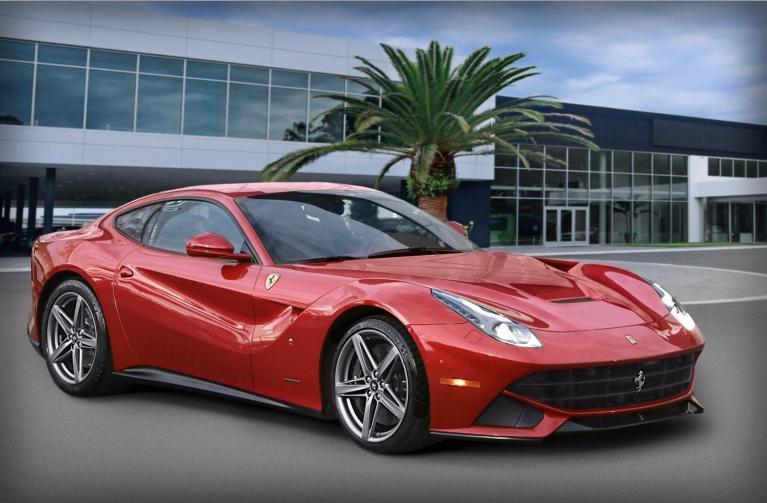 Used 2015 Ferrari F12berlinetta Berlinetta for sale $249,000 at Ferrari of Central New Jersey in Edison NJ