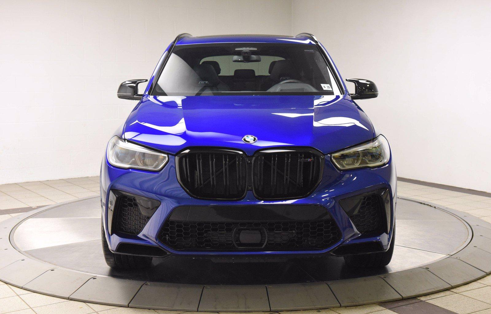 Used 2020 Bmw X5 M Competition For Sale 111 500 Ferrari Of Central New Jersey Stock B9d25699t
