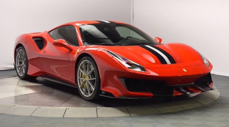 Used 2019 Ferrari 488 Pista for sale $439,000 at Ferrari of Central New Jersey in Edison NJ