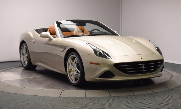 Used 2017 Ferrari California T T for sale $175,000 at Ferrari of Central New Jersey in Edison NJ