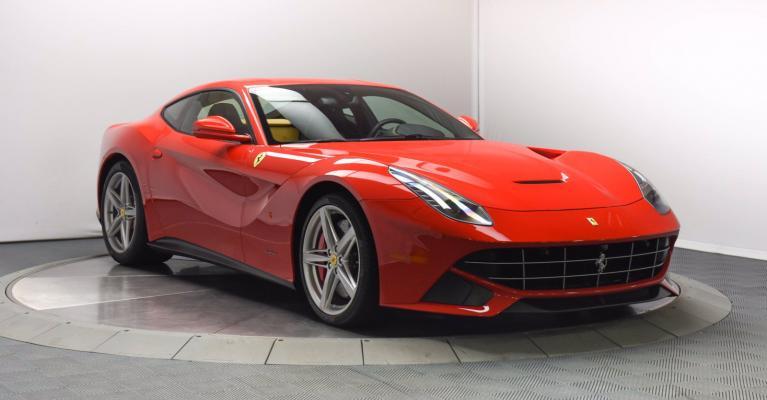 Used 2015 Ferrari F12berlinetta Berlinetta for sale $269,000 at Ferrari of Central New Jersey in Edison NJ