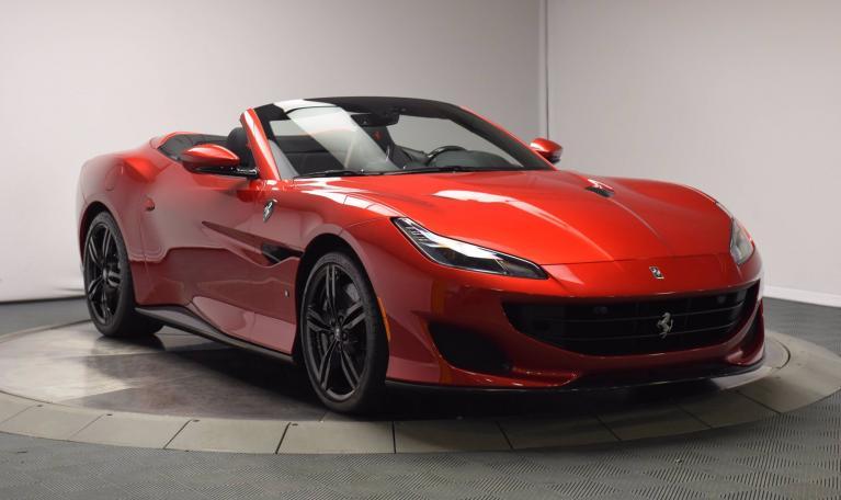 Used 2019 Ferrari Portofino Base for sale $320,000 at Ferrari of Central New Jersey in Edison NJ