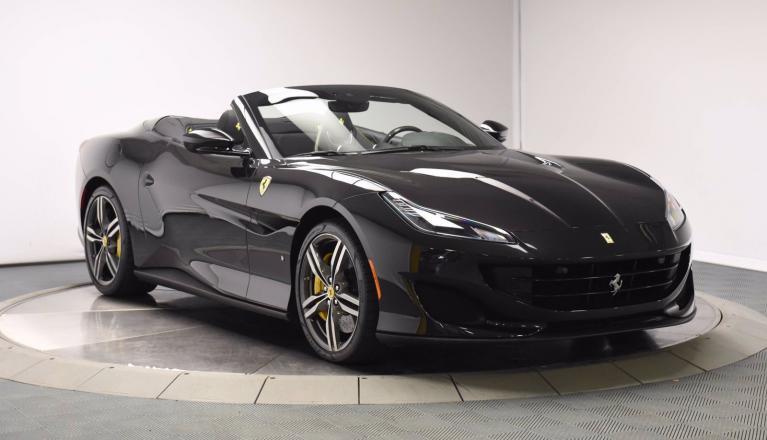 Used 2020 Ferrari Portofino for sale $258,000 at Ferrari of Central New Jersey in Edison NJ