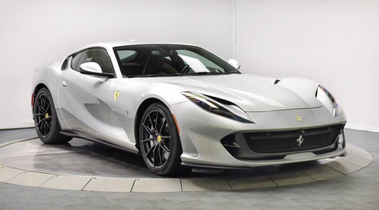 Used 2019 Ferrari 812 Superfast for sale $380,000 at Ferrari of Central New Jersey in Edison NJ