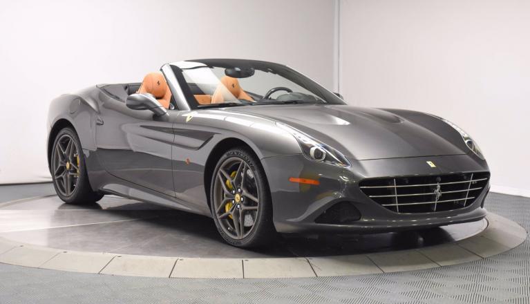 Used 2016 Ferrari California T for sale $170,000 at Ferrari of Central New Jersey in Edison NJ
