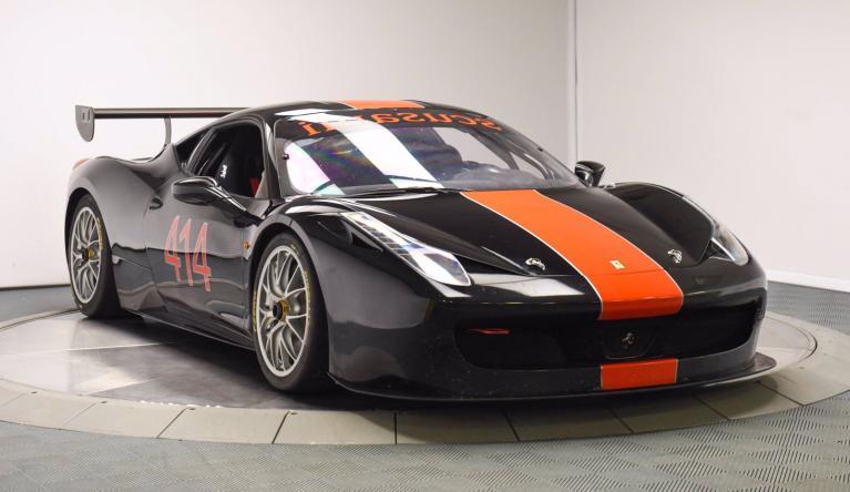 Used 2014 Ferrari 458 Challenge for sale $165,000 at Ferrari of Central New Jersey in Edison NJ