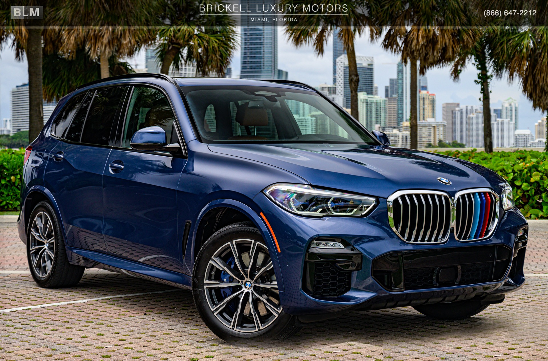 Used 2019 Bmw X5 Xdrive50i For Sale Sold Ferrari Of Central New Jersey Stock L3568
